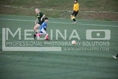 Varsity Soccer Playoff MDP vs St Helena