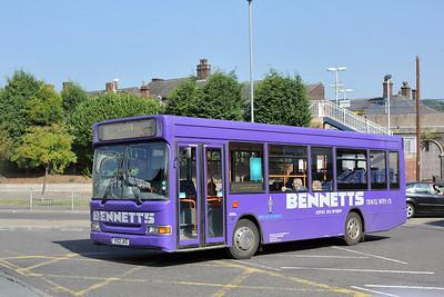 Bennett's Travel (Stafford)