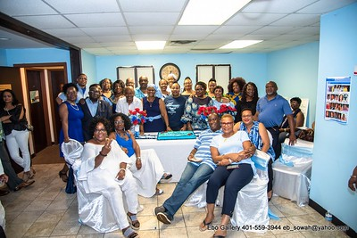 B. W. Harris Class of 79 J's Incorporated 40th Anniversary MN. 6_27_19