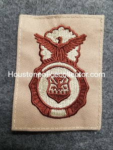 US AIr Force Security Police / Forces patches