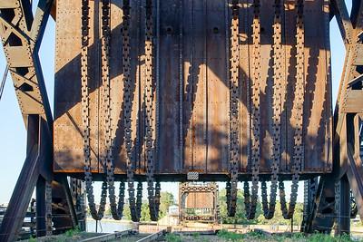 Joliet Train Bridge