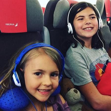 2017 Summer: Kurtz Family Trip to Spain