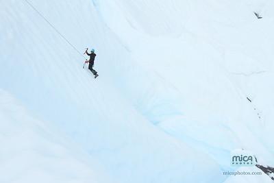 September 8 - Ice Climb with Chris