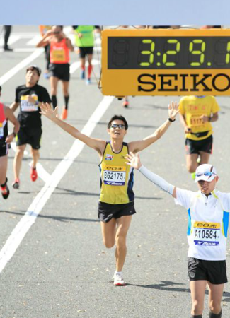 20141026 Osaka Marathon