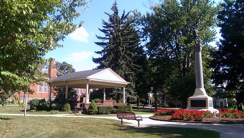 Summer Day at Memorial Park