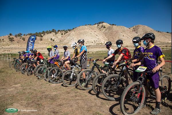 2021 Yampa Region - Eagle Haymaker XC Race - Sophomore Boys
