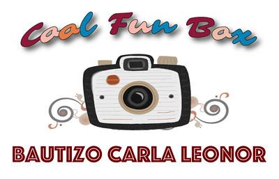 Bautizo Carla Leonor