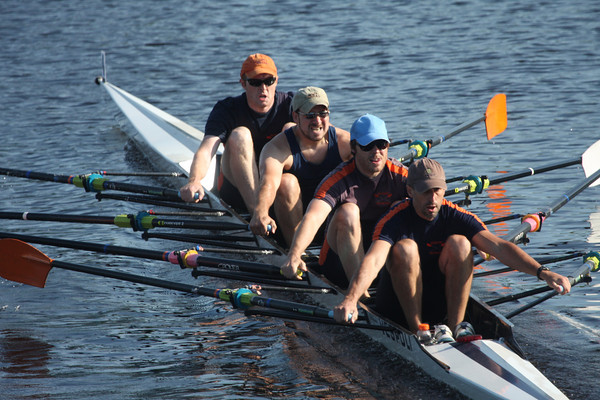 Cromwell Cup 2009,  Men's Masters Quad