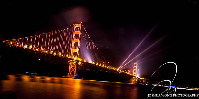 Golden Gate Bridge's 75th Anniversary