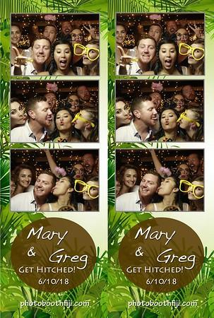 Mary & Greg