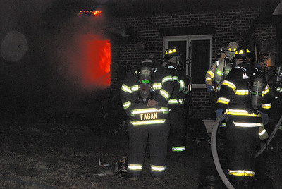 2008 Working Fires