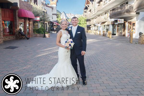 Vail Wedding The Sebastian - Brittany and Terrance