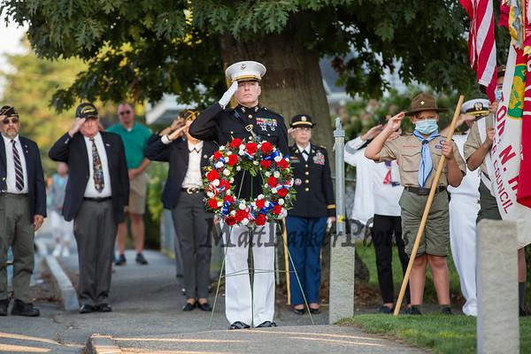 2021-9-11 Post 35 911 Memorial Rededication