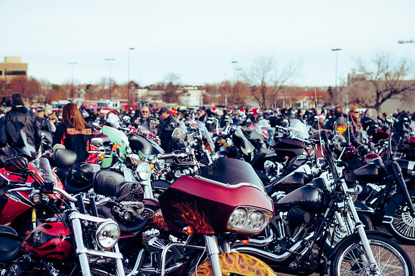 Children's Hospital Toy Run