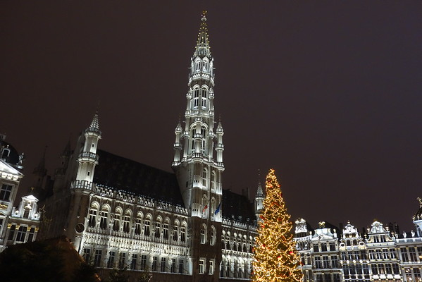 2016.12 Brussels & West Flanders