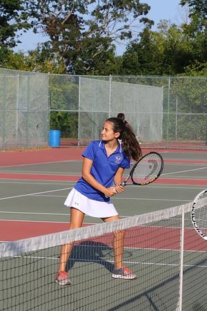 Girls Varsity Tennis B –2017
