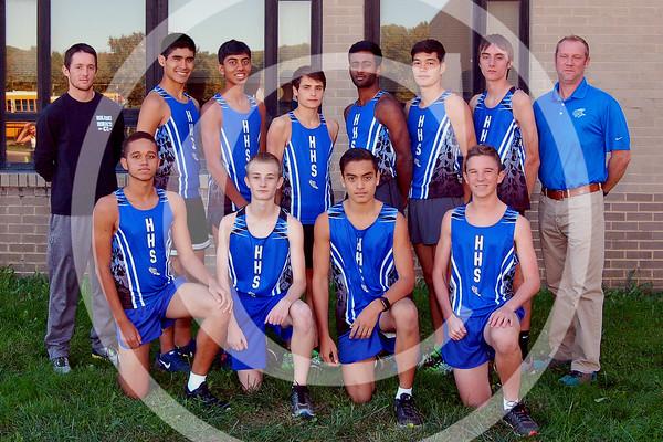 2016 Season Boys Cross Country