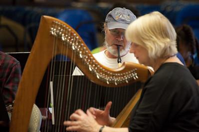 Harps Concert