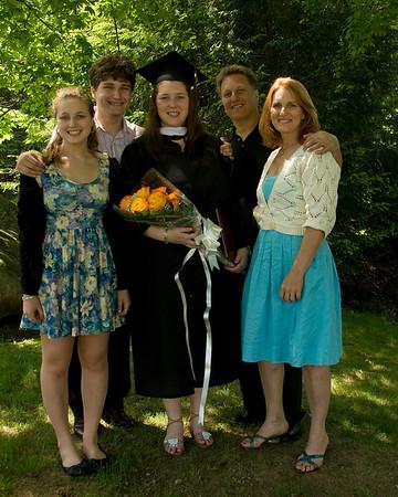 Samantha's Graduation, May 14, 2010