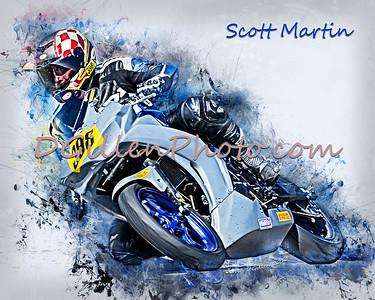 398 Sprint Art