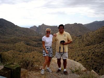 David's Tucson Visit