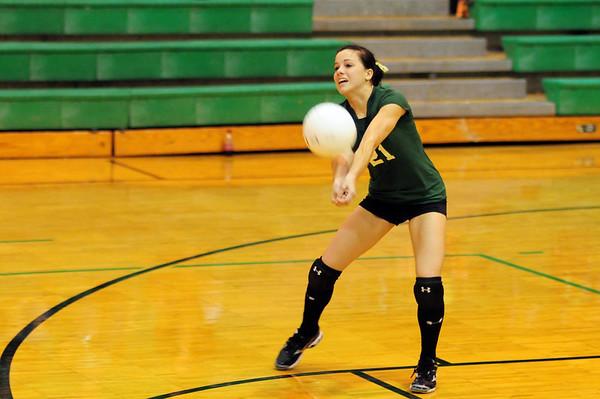 Volleyball, September 24, 2009