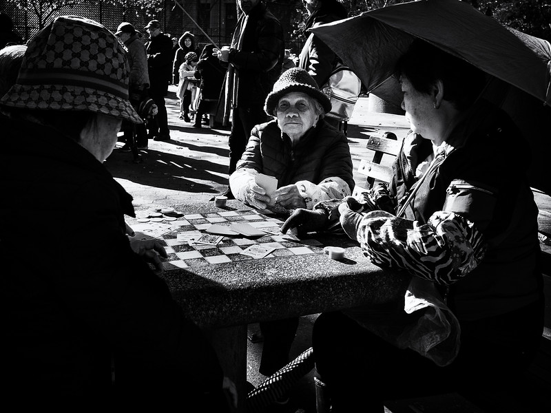 Chinatown Cards