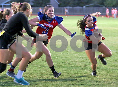 Durham Powder Puff Football  10/10/2016