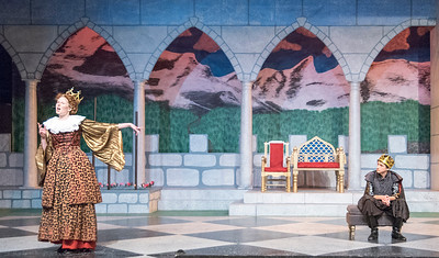 Once upon a Mattress Tuesday - Rushes