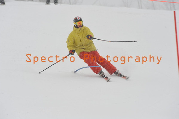OFSAA Alpine 2014 Level I Slalom Women