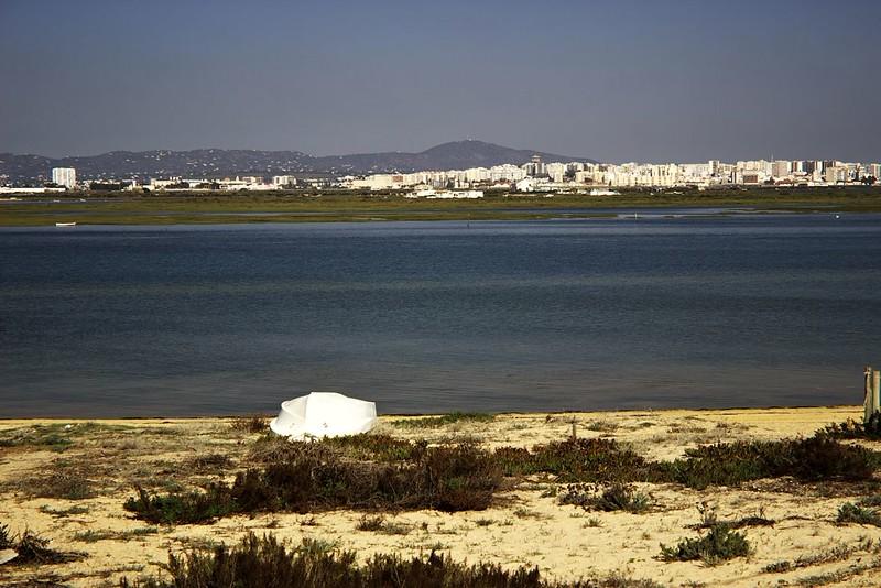 Faro - nejjižnější portugalské město a hlavní město oblasti Algarve