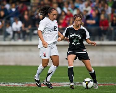 Womens Soccer September 21, 2008