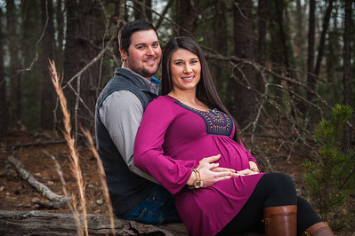 Caleb & Nicole Maternity