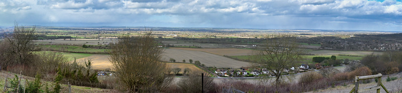 Coombe Hill Panoramas March 2020