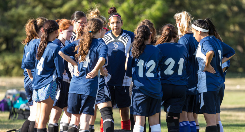Senior Girls Soccer