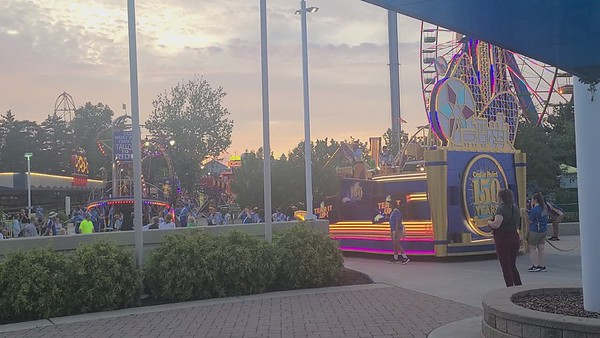 Cedar Point 150th Parade and Show - June 2021