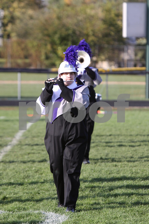 2011 RTHS HUBS MARCHING BAND COMPETES AT SANDWICH