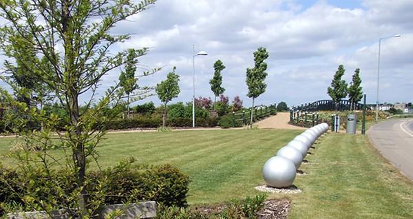 ELD Public Realm NORA Park King's Lynn