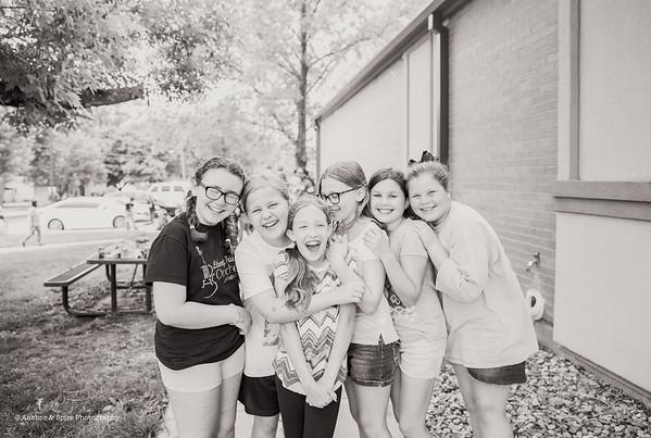 Lauren & 5th Grade Friends