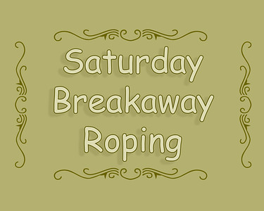 DEC LB 2018 Sat Breakaway Roping