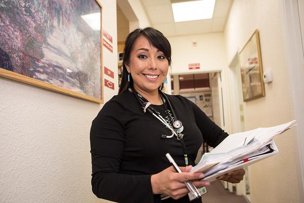 Christina Interpreter at Pinole Clinic: 4.4.14