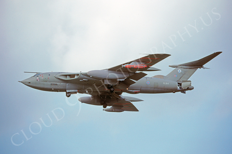 Handley Page Victor K1A 00004 Handley Page Victor K1A British RAF XL164 by Peter J Mancus.JPG