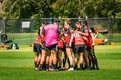 Grand Final Womens Rugby Kalamunda vs Wanneroo 10.10.2020
