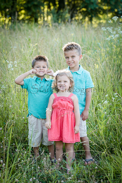 {the Yeske kiddos}