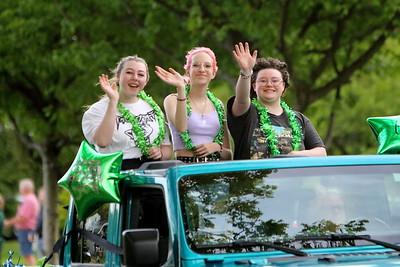 20210517 Nordonia Graduation Parade Video