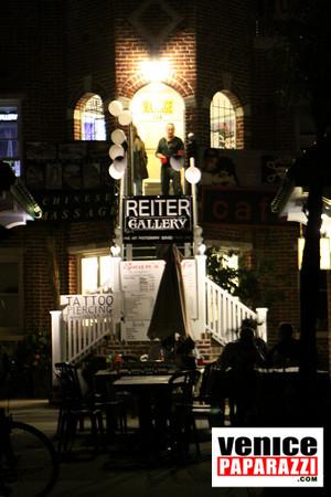 02.13.10  Reiter Gallery Opening.  www.reitergallery.com