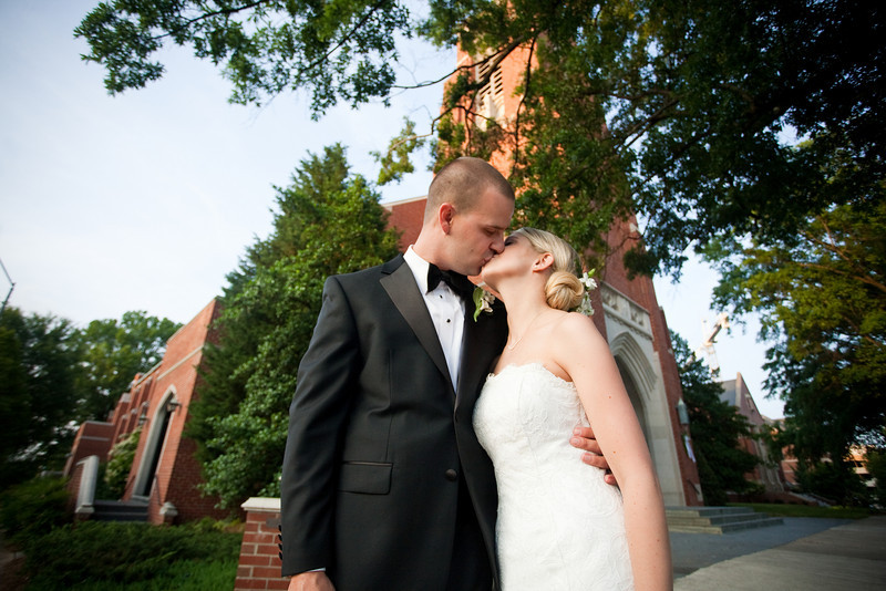 Jennifer + Garrett Wedding