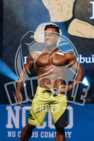 Men's Physique Master -45