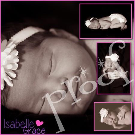 Isabelle newborn