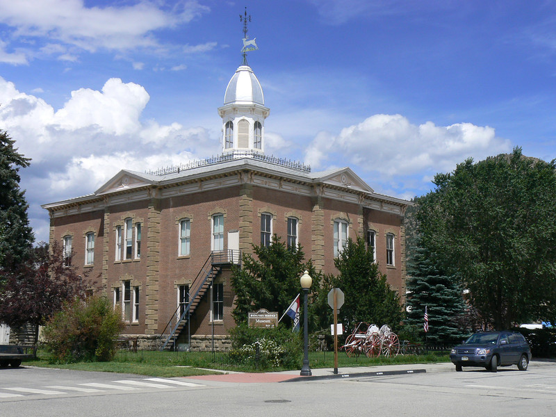 BV's Courthouse (now Heritage Museum)